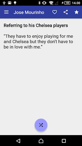 José Mourinho quotes