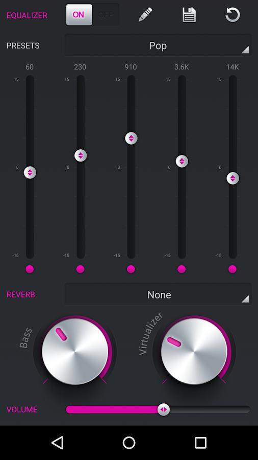 PlayerPro Pink Lady Skin - screenshot