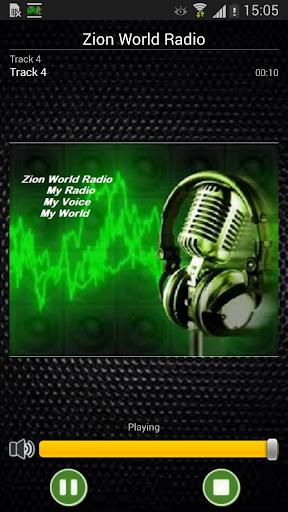 Zion World Radio