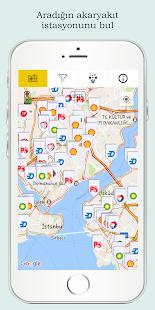 Akaryakıt Haritası - náhled