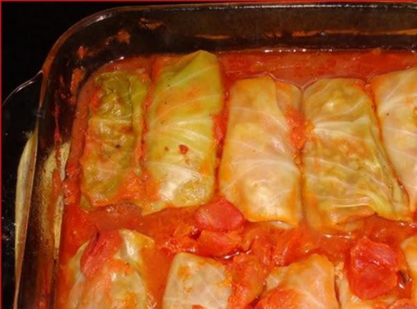 Cabbage Rolls Recipe
