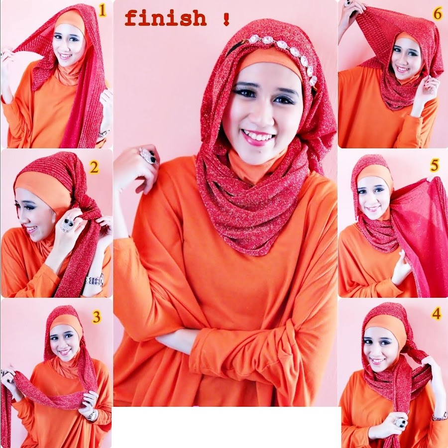 Tutorial Hijab Modern 2015 Android Apps On Google Play