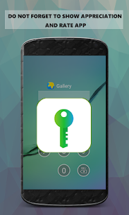 Protect App With Password - náhled