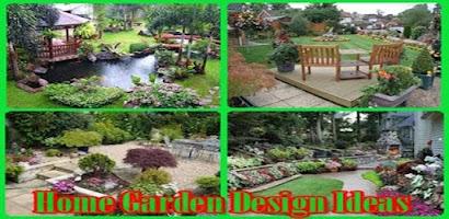 Home garden design ideas android app on appbrain for Home garden design app