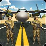 Army Prisoners Transport Plane Icon