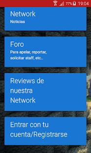 ZondePeru Network - náhled
