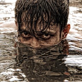 by Bengekabuka 2013 - People Portraits of Men