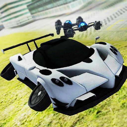 Flying Car Simulator 3D 模擬 App LOGO-硬是要APP