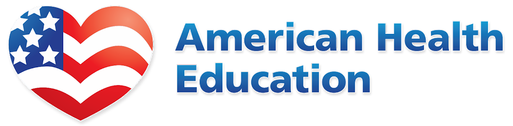 American Health Education Logo
