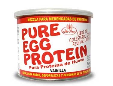 proteina pure egg vainilla 250g