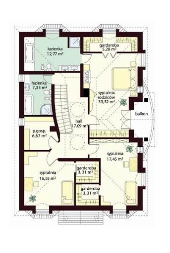 Ambasador 3 - Rzut piętra