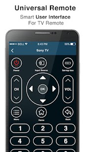 Remote Control for All TV Pro Mod Apk [Premium Features Unlocked] 4