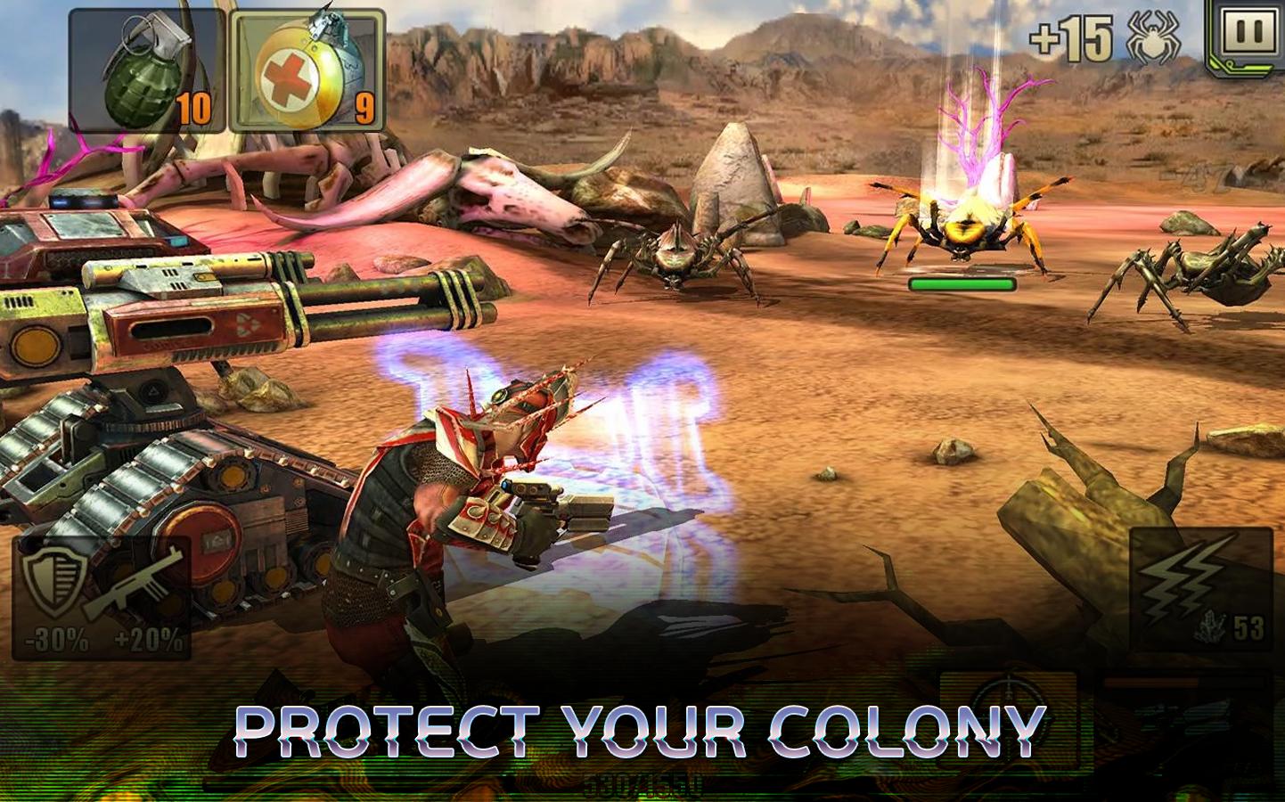 Evolution: Battle for Utopia screenshot #15