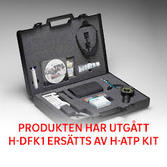Huntleigh Dopplex® DFT fot-kit för diabetiker