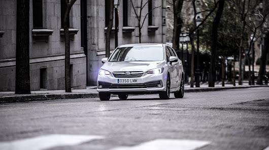 A la venta en Grupo Playcar el nuevo Subaru Impreza ecoHYBRID
