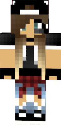 My skin when I make a minecraft account. Only for me no one else!1