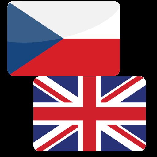 Czech-English offline dict.