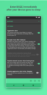Naptime - Super Doze now for unrooted users too Screenshot