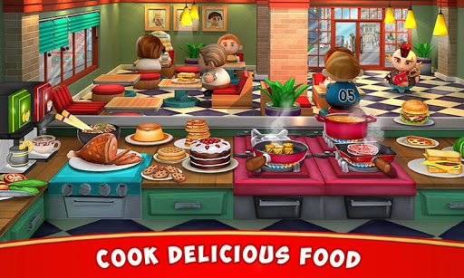 Cooking Frenzy: Chef Restaurant Crazy Cooking Game  code Triche 2