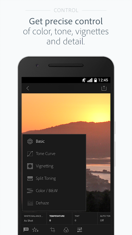 Adobe Lightroom pentru Android - o aplicație puternică, dar redusă la minimul necesar HXUMiquUEa052CcHLYi0n87fxWGbdJJdtO8SR_aX26tLhthOb7gJAyfmMZ-t3EuRO6Q=h900