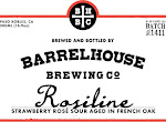 BarrelHouse Rosiline | Strawberry Rose Sour | Batch No. 1411