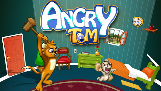 Angry Tom- screenshot thumbnail