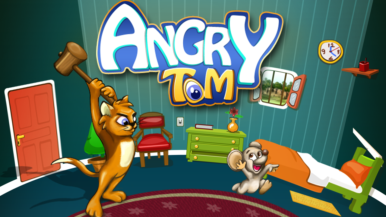 Angry Tom- screenshot