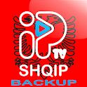 IPTVShqip Backup icon