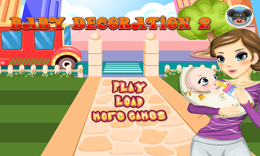 Baby Decoration 2 - baby game