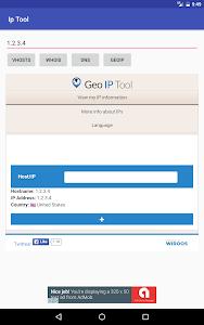 IP Tool screenshot 2