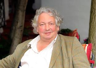 Photo: Merker-Mitarbeiter Dr. Peter Dusek. Foto: Barbara Zeininger
