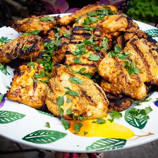 Crispy Latin American Chicken
