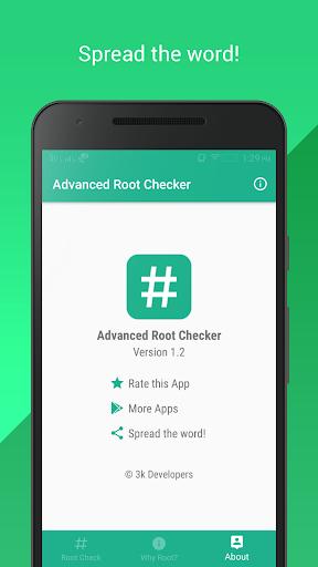 Advanced Root Checker 1.3 screenshots 5