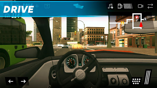 Driving Car Simulator 2.0.2 screenshots 9