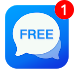 Free Text & Free Call & Text Free Icon