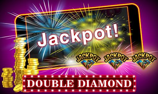 Double Diamonds Slots Machine