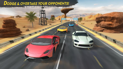 Racing Car 2018 - screenshot