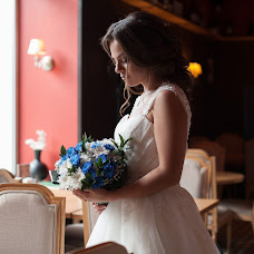 Wedding photographer Aleksandr Bogdanovich (artbogdanovich). Photo of 24.10.2017