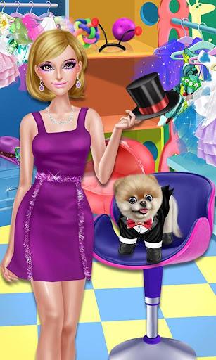Pet Show Contest: Beauty Salon