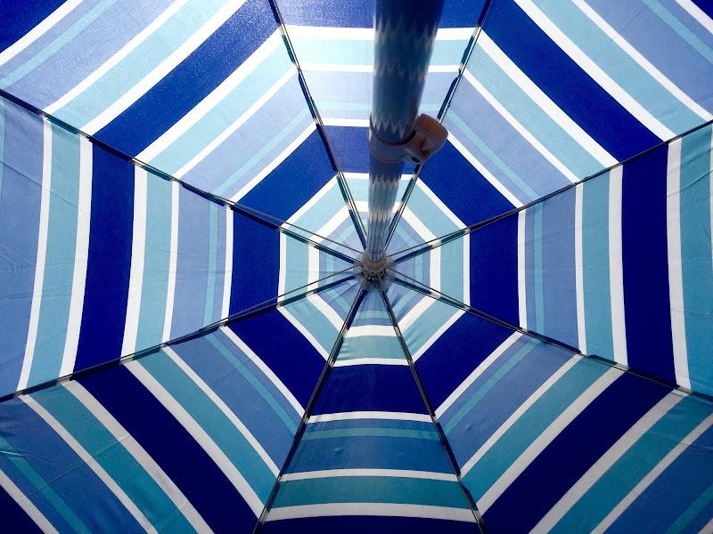 Effetto ombrellone di Stecchia