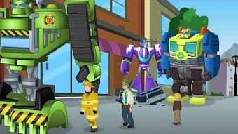 L'académie des Rescue Bots