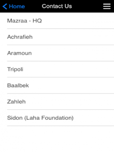 Makhzoumi Foundation- screenshot thumbnail