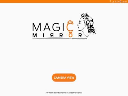 Magic Mirror - náhled
