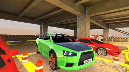 Car Parking Driving Simulator 3D Parking lot 1.0.1 screenshots 4