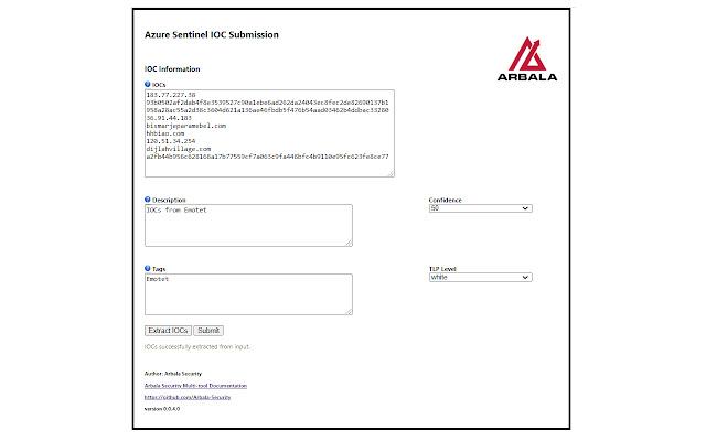 Arbala Security Multi-tool