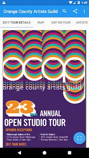 Orange County Artists Guild - náhled