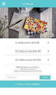 LifeBuuk - náhled