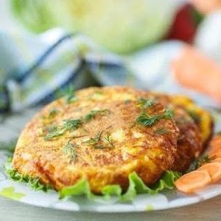 Zucchini-carrot Fritters