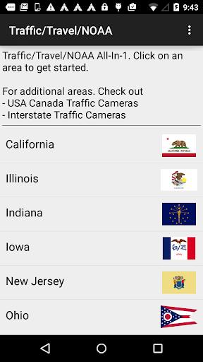 I-80 Traffic Cameras