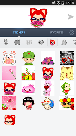 Love Stickers for messenger 1.0.1 screenshot 119043